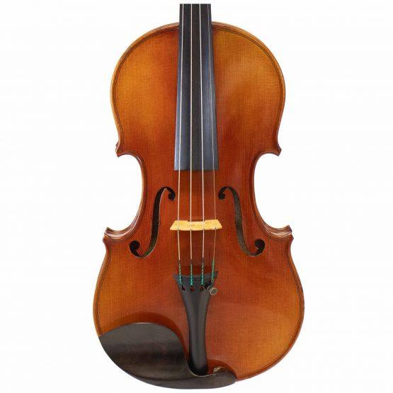 1938 H. Emile Blondelet Violin front body