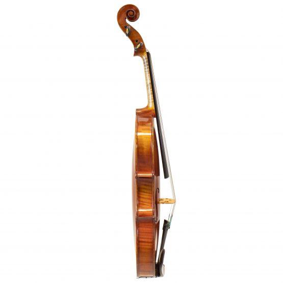 1938 H. Emile Blondelet Violin full side