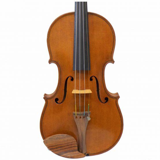 1893 Jean-Baptiste Colin Violin front body