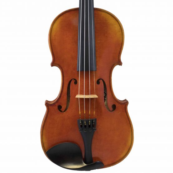 Conrad Gotz Violin front body