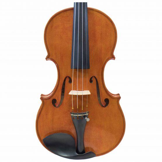 1978 Harald Edholm Violin front body