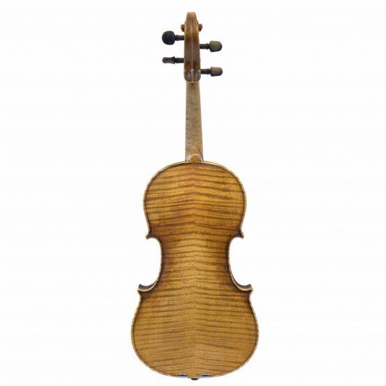 1887 Gebruder Wolff Violin full back