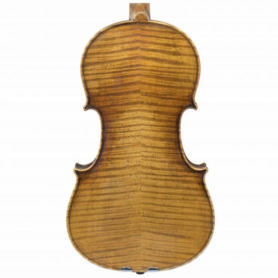 1887 Gebruder Wolff Violin back body
