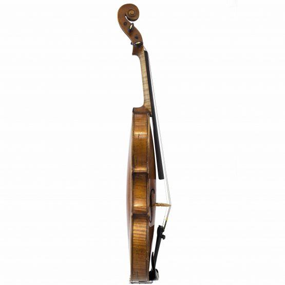 Ignas Simon Violin full side