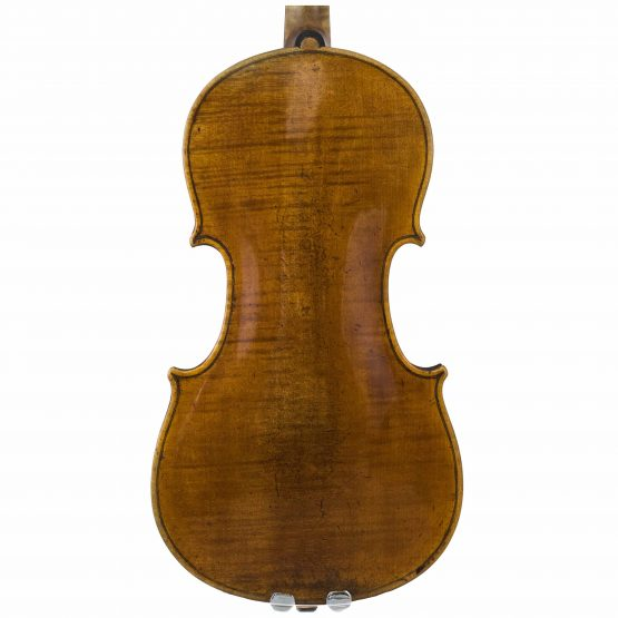 Ignas Simon Violin back body