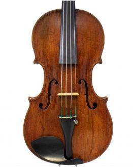 Jean-Baptiste Saloman Violin front body