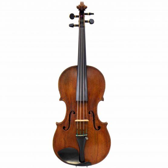 Jean-Baptiste Saloman Violin full front