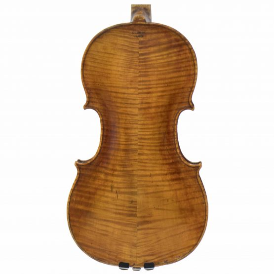 Jean-Baptiste Saloman Violin back body