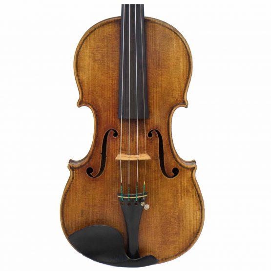 John Freidrich Violin front body