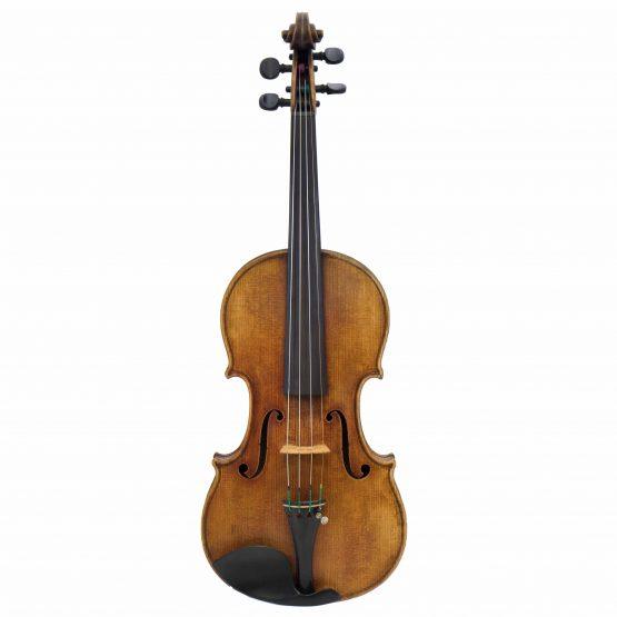 John Freidrich Violin full front