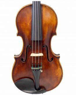 1924 Franz Joseph Koch Violin front body
