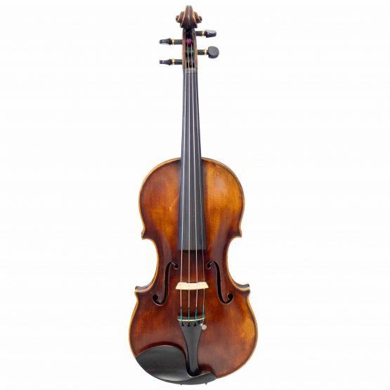 1924 Franz Joseph Koch Violin full front
