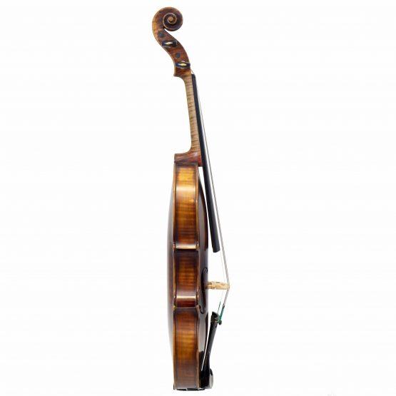 1924 Franz Joseph Koch Violin full side