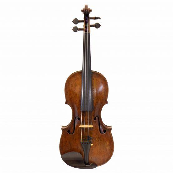 Johann Gottfried Liebich Violin full front