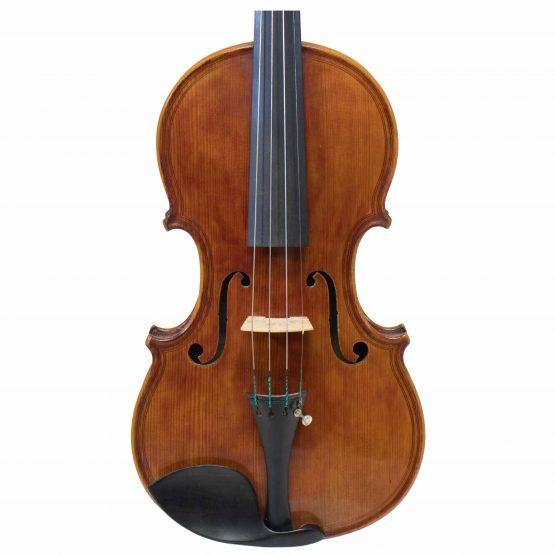 Nicolas Mauchant Violin front body