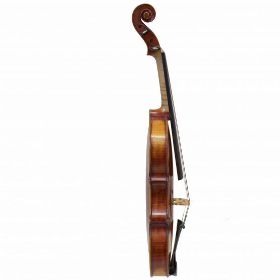 Nicolas Mauchant Violin full side