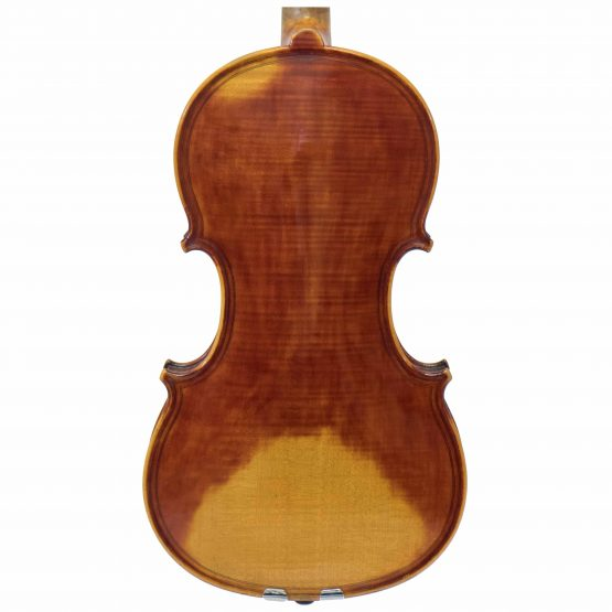 Nicolas Mauchant Violin back body