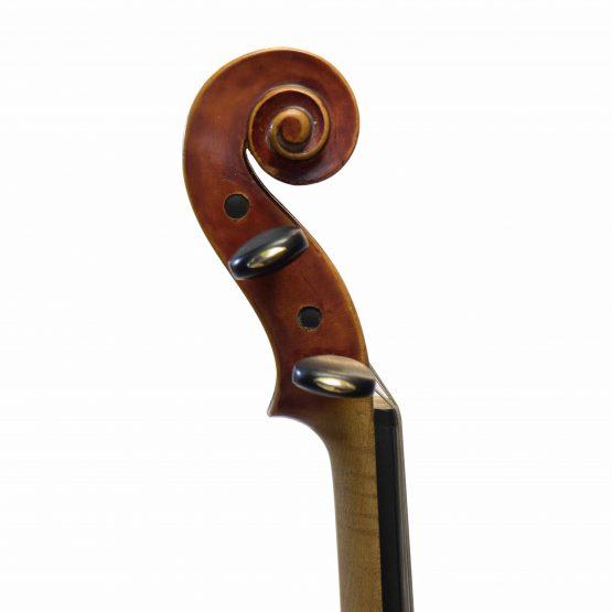 Nicolas Mauchant Violin scroll