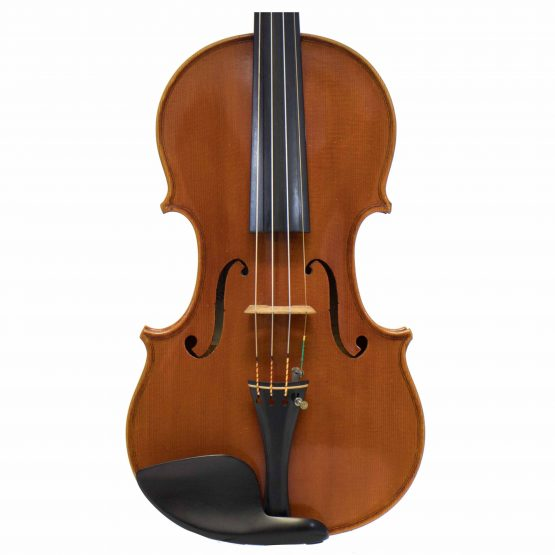 Natale Novelli Violin front body