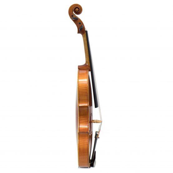 Natale Novelli Violin full side