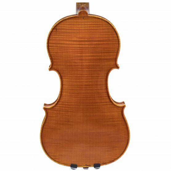 Natale Novelli Violin back body