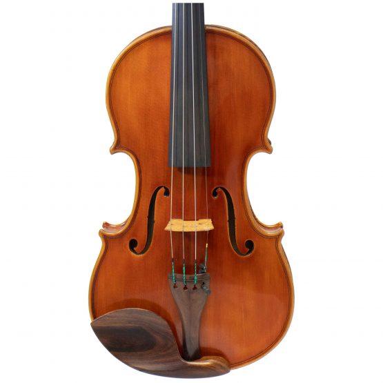 Janos Pogany Violin front body
