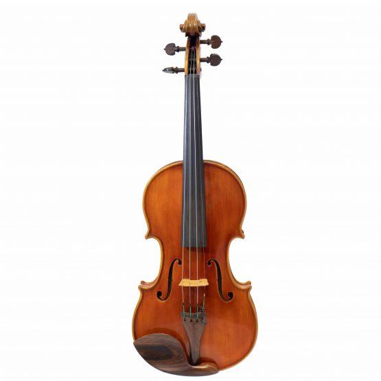 Janos Pogany Violin full front