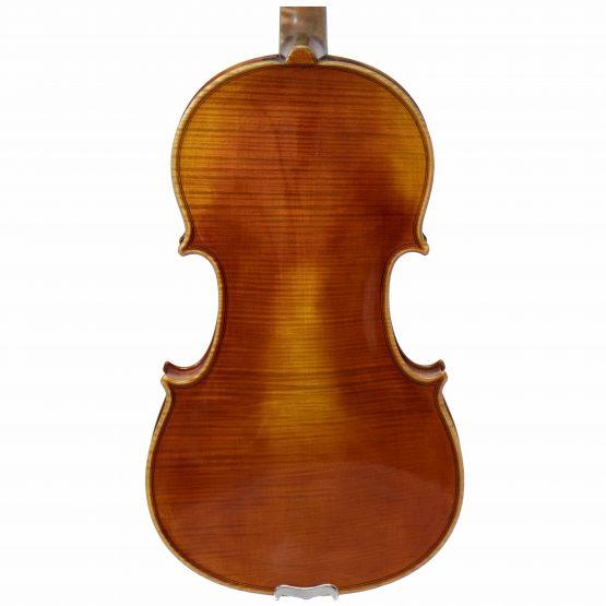 Janos Pogany Violin back body