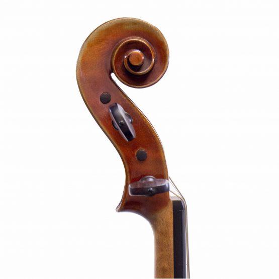 Janos Pogany Violin scroll