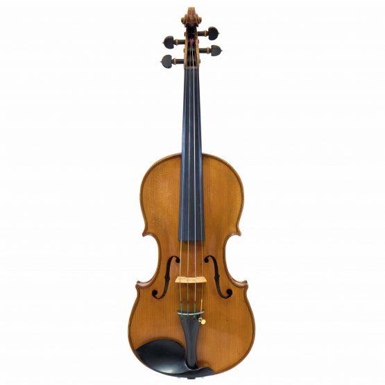 Hermann Schlosser Violin full front
