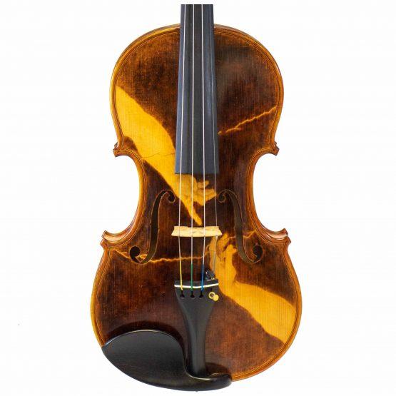 2004 Gliga Vasile Violin front body