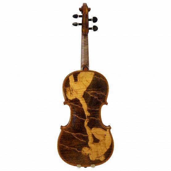 2004 Gliga Vasile Violin full back