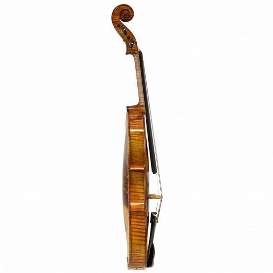 2004 Gliga Vasile Violin full side