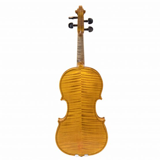 1979 C. Harry Backman Violin full back