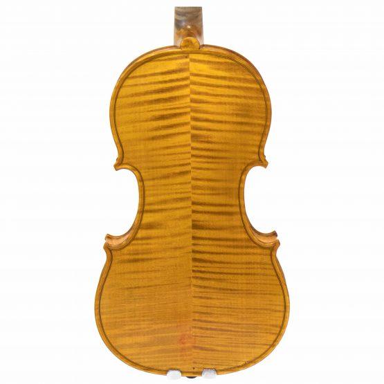 1979 C. Harry Backman Violin back body