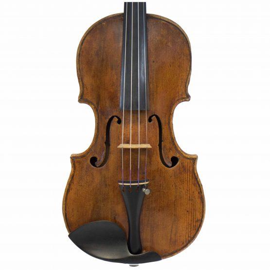 Violin Labelled Tommaso Balestrieri front body