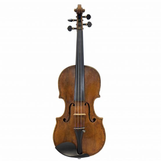 Violin Labelled Tommaso Balestrieri full front