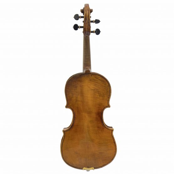 Violin Labelled Tommaso Balestrieri full back
