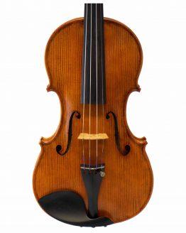 Roberto Cavagnoli Violin front body