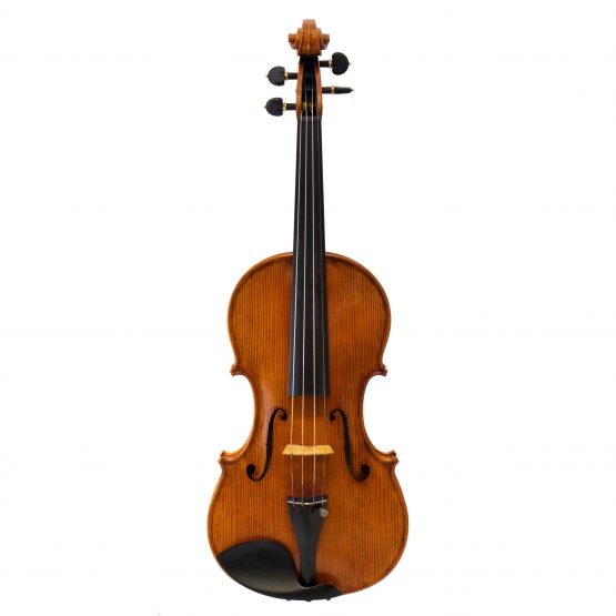 Roberto Cavagnoli Violin full front