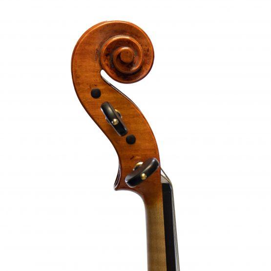 Roberto Cavagnoli Violin scroll