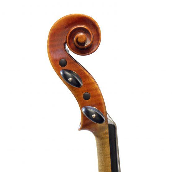 1954 Ernst Heinrich Roth Violin scroll