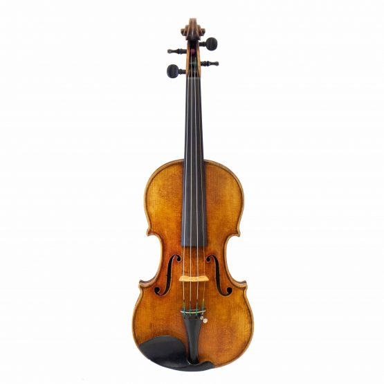 1906 John Friederich Violin full front