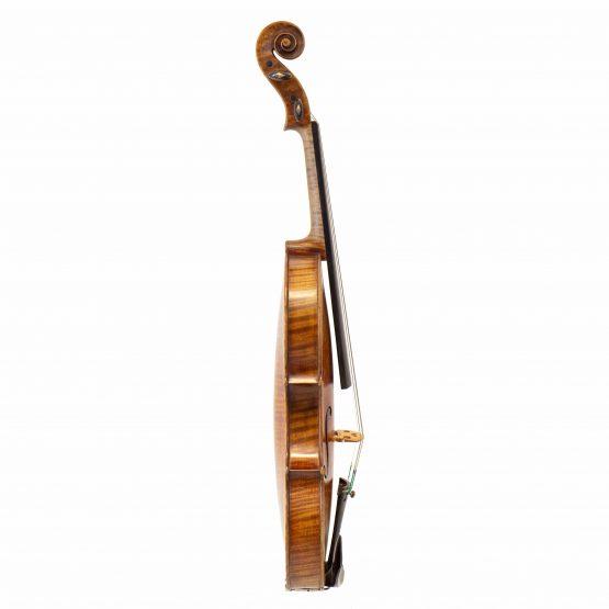 1906 John Friederich Violin full side