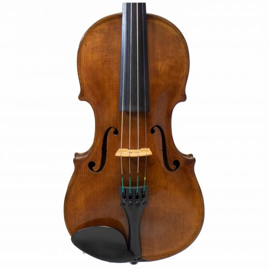 German Klotz Pattern Violin front body