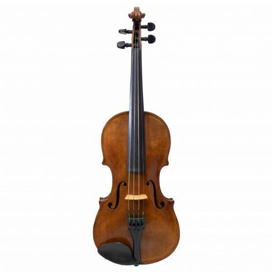 German Klotz Pattern Violin full front