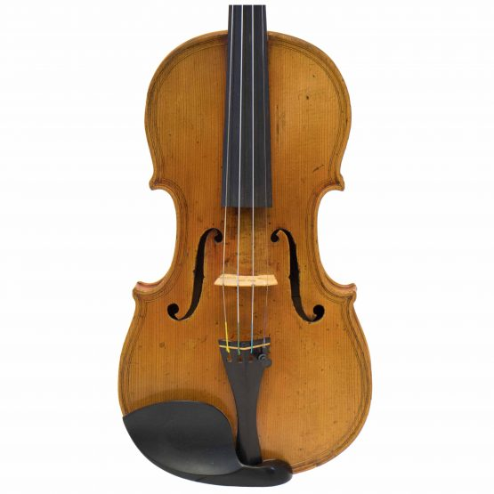 German Maggini Pattern Violin front body