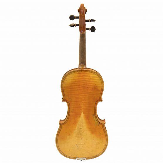 German Maggini Pattern Violin full back