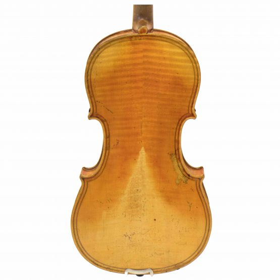 German Maggini Pattern Violin back body