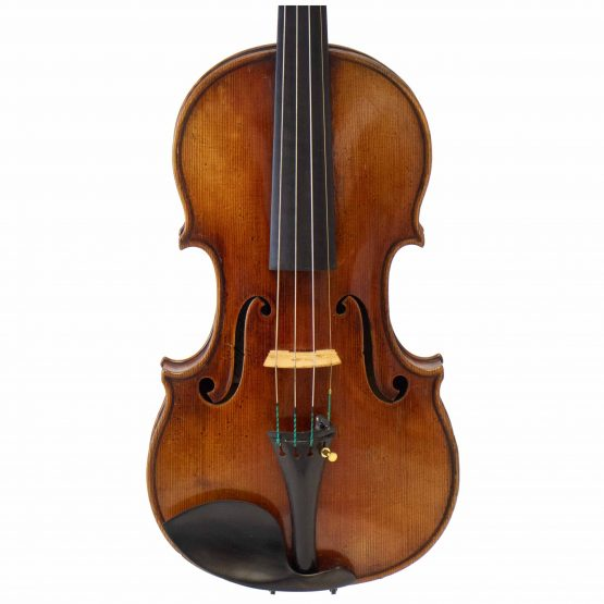 John Juzek Violin front body